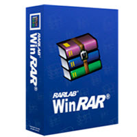 WinRAR Box Original